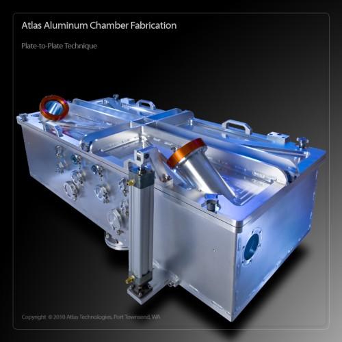 Vacuum Aluminium Chamber