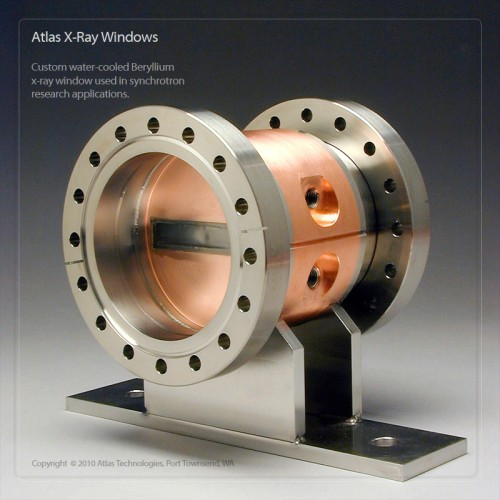 Many Of The Advantages For Aluminum Chambers Also Apply To Copper Vacuum Vessels Can Be Extruded Have Very Little Photo Desorption