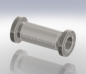 Hydraulically Formed Flexible Coupling