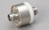 Coaxial, SMA-JJ-F, 50 OHM, Double Ended - Floating Shield, Weld